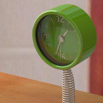 Raz freedman clock composited