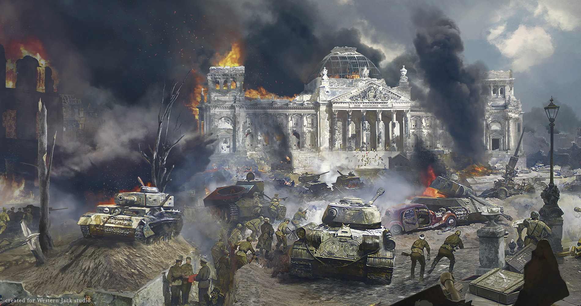 battle of berlin wallpaper - photo #19