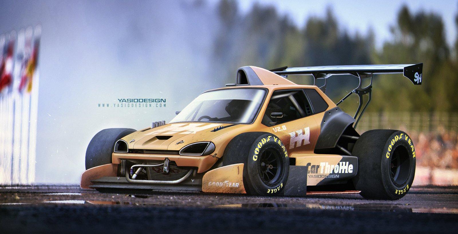 Fiat Siecento F1