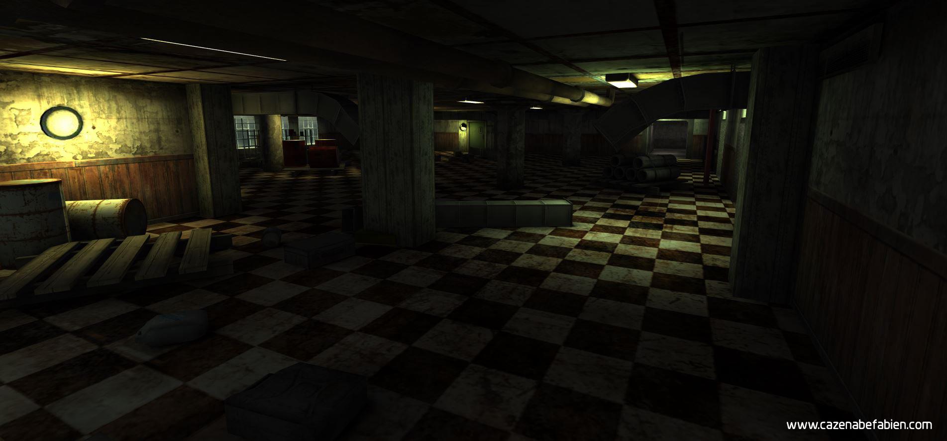 Fabien cazenabe warehouse 12