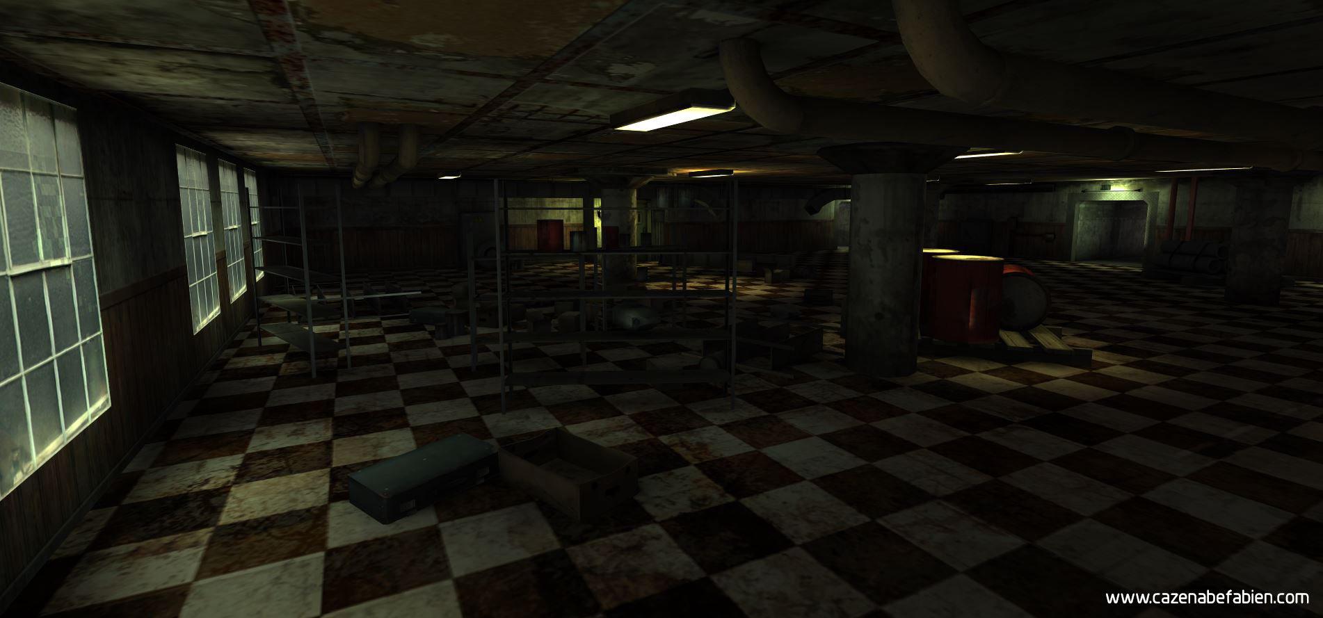 Fabien cazenabe warehouse 14