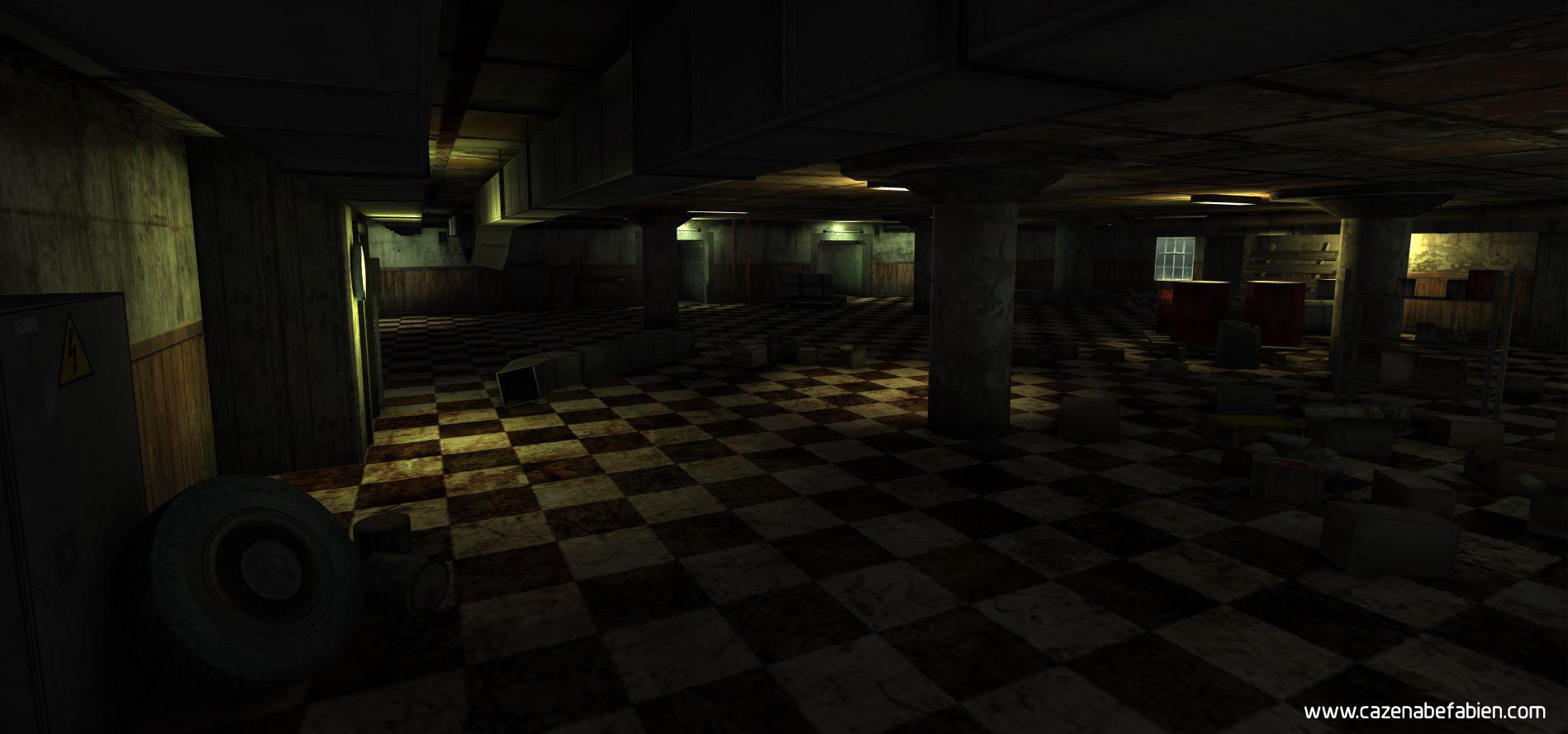 Fabien cazenabe warehouse 11
