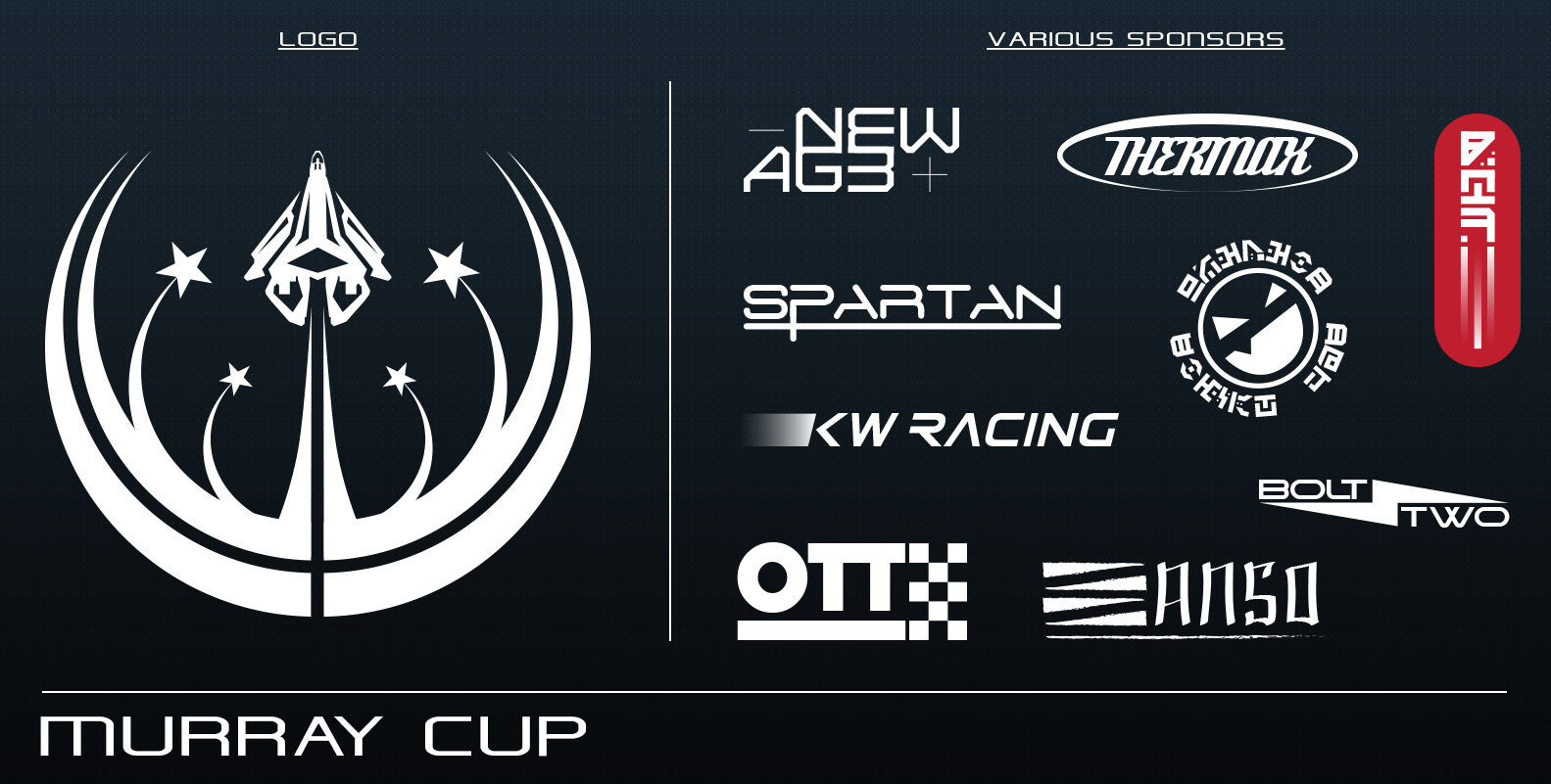 Gavin bird murray cup logos