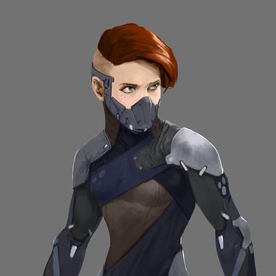 Tyler ryan human assassin010