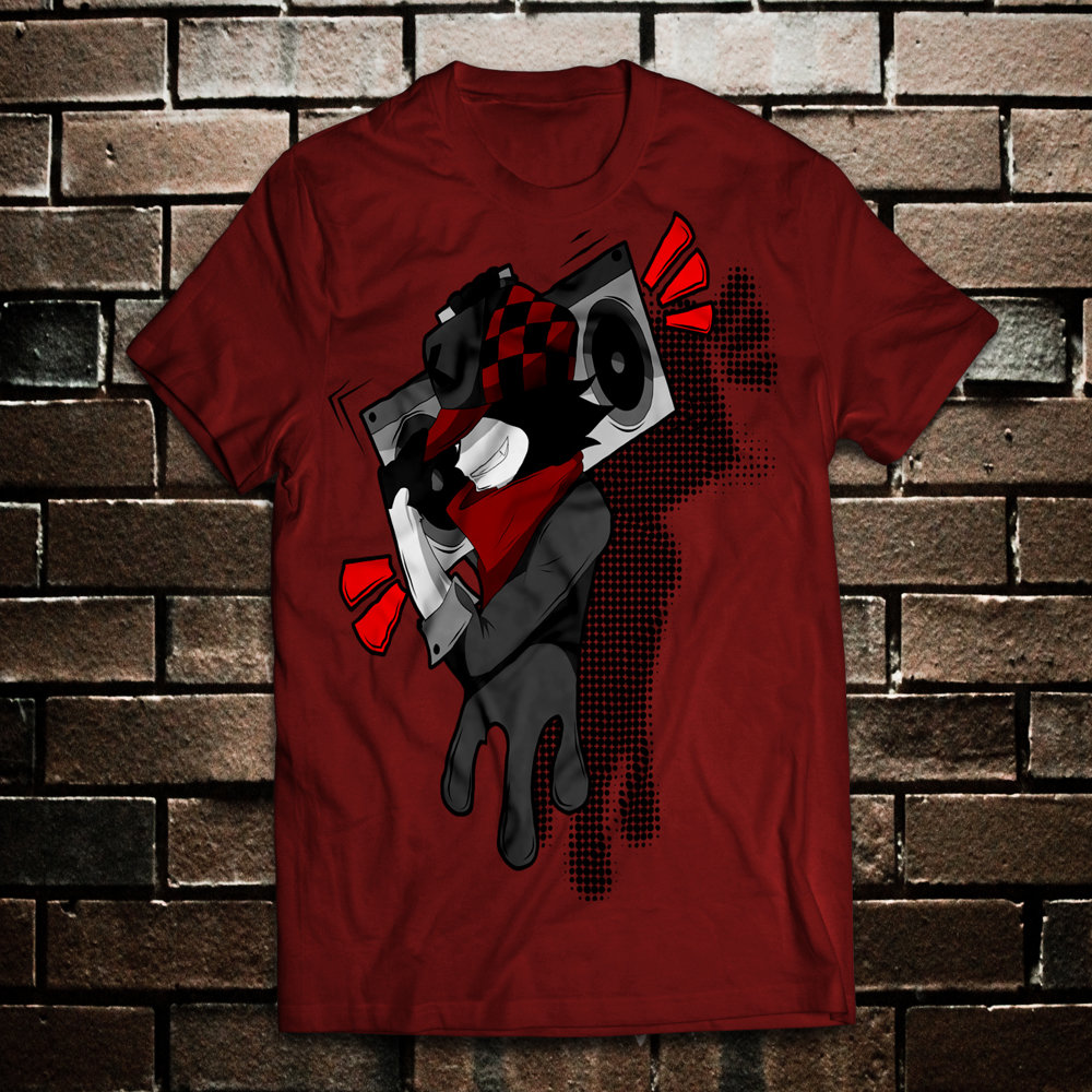 KuB shirt mockup