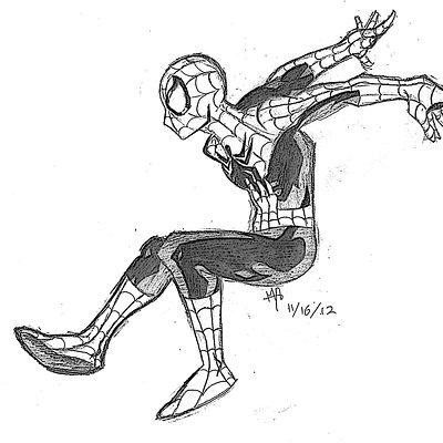 Marcus patten spiderman