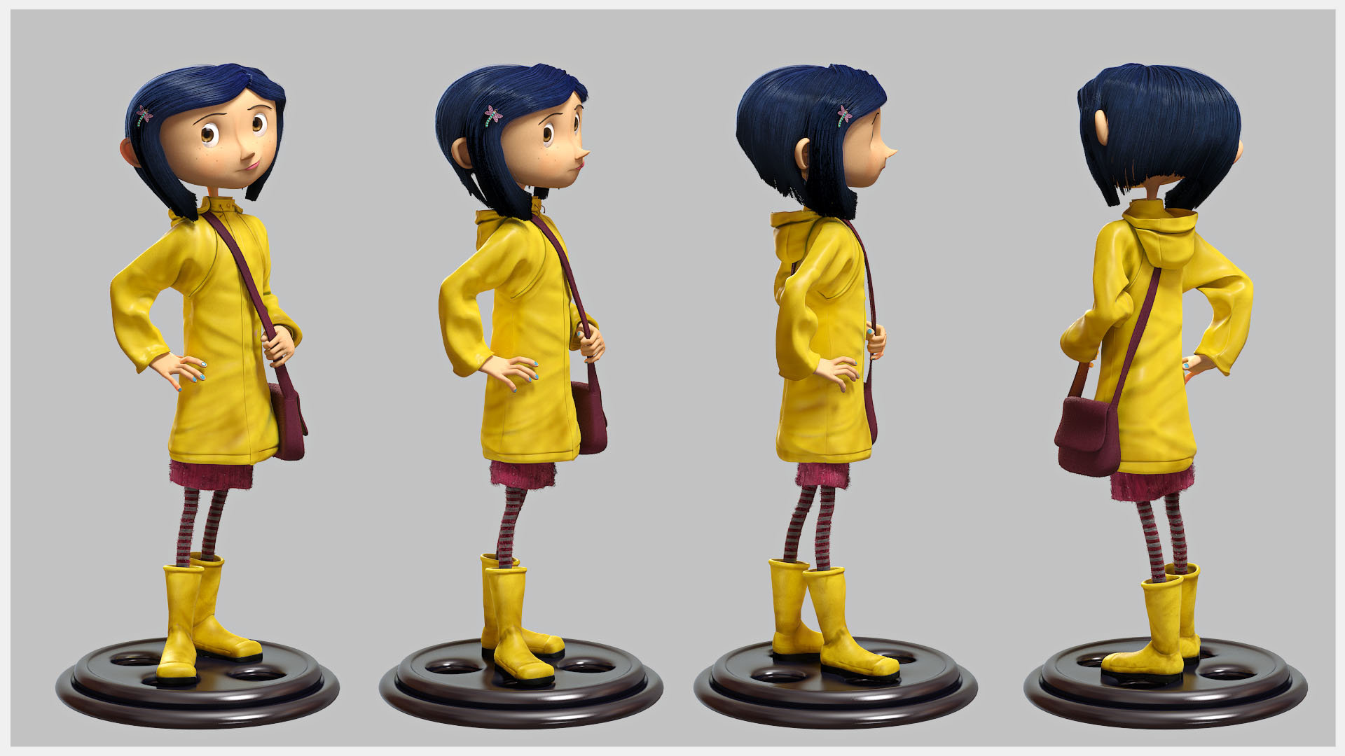 coraline essay Coraline is a horrific children's book that was produced into a movie in 2009 written by neil gaiman, the book was published in 2003 as juvenile fiction.