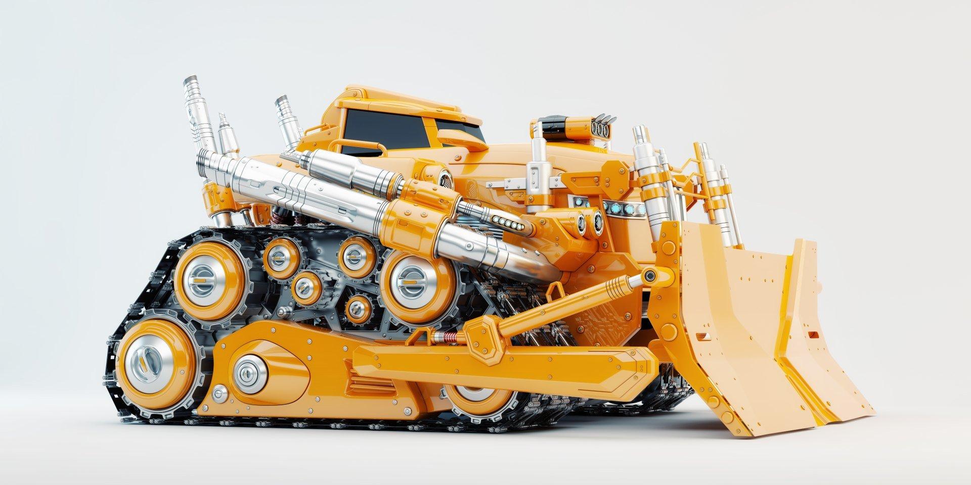 Vladislav ociacia bulldozer revival 6