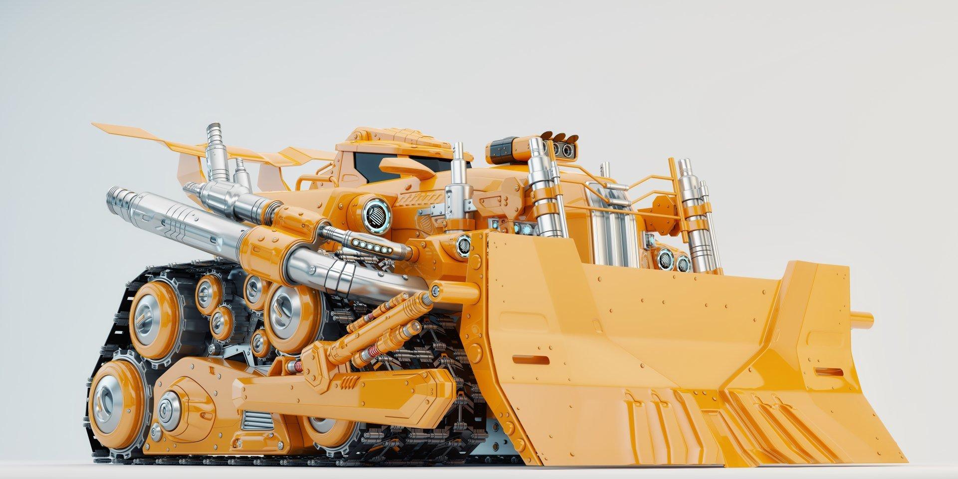 Vladislav ociacia bulldozer revival 9
