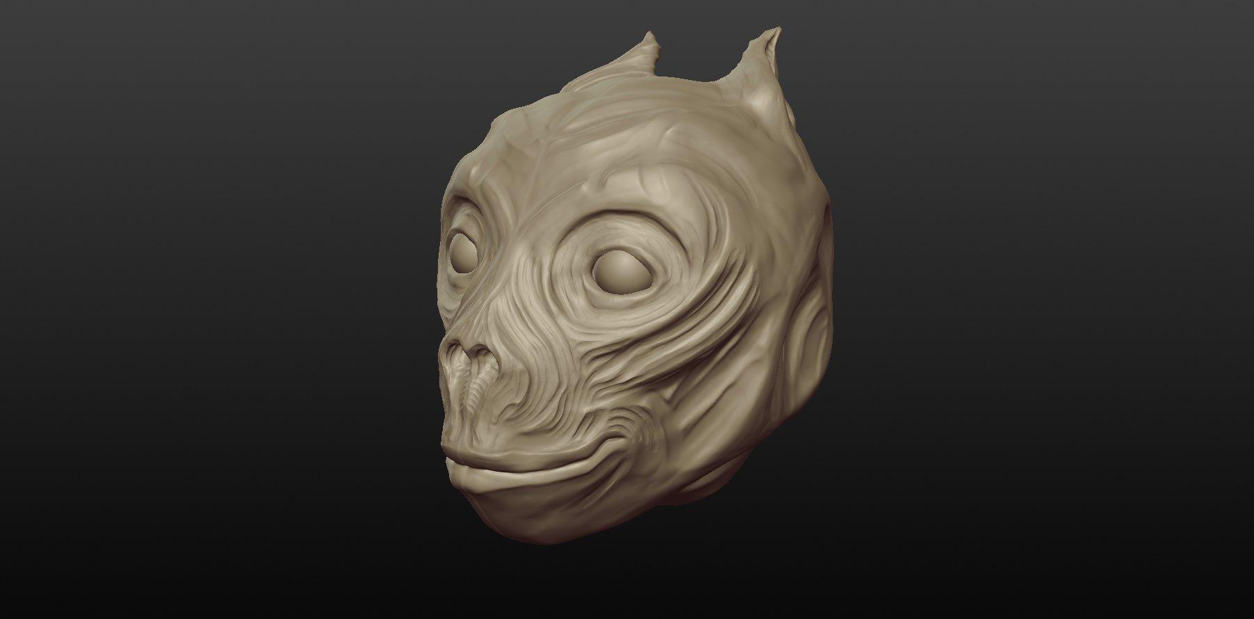 Dorde pinter creature thing 34