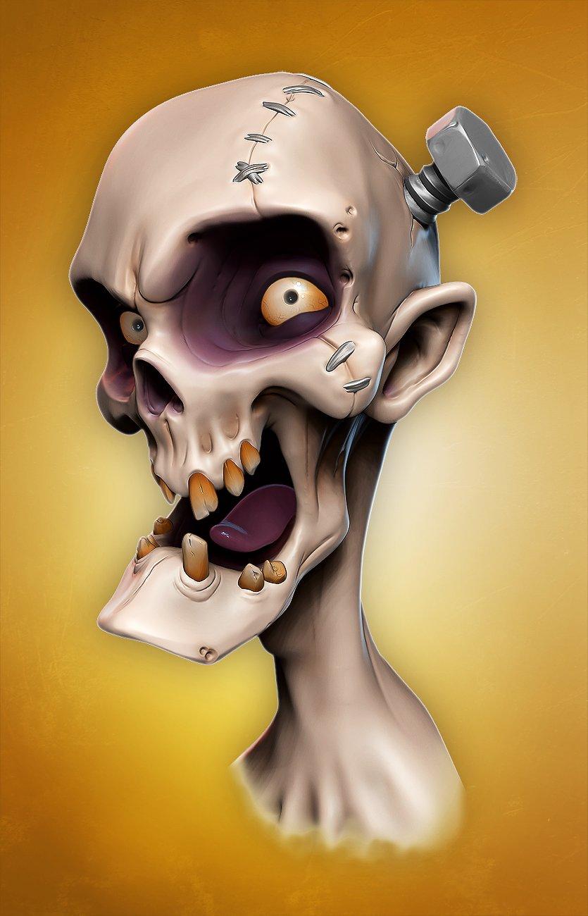 Roger perez skullfinal