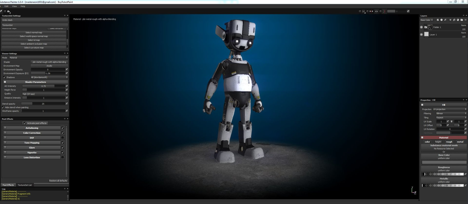 Jerry perkins boyrobotpainterwip1