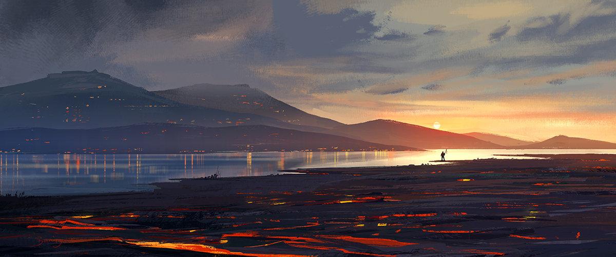 Ashen Coast