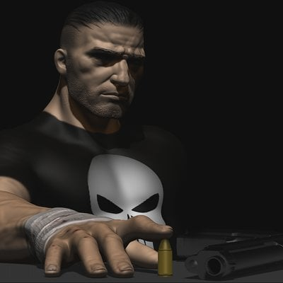 Ehren bienert punisher1