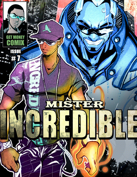 Chris house mr incredible cover by rikyo