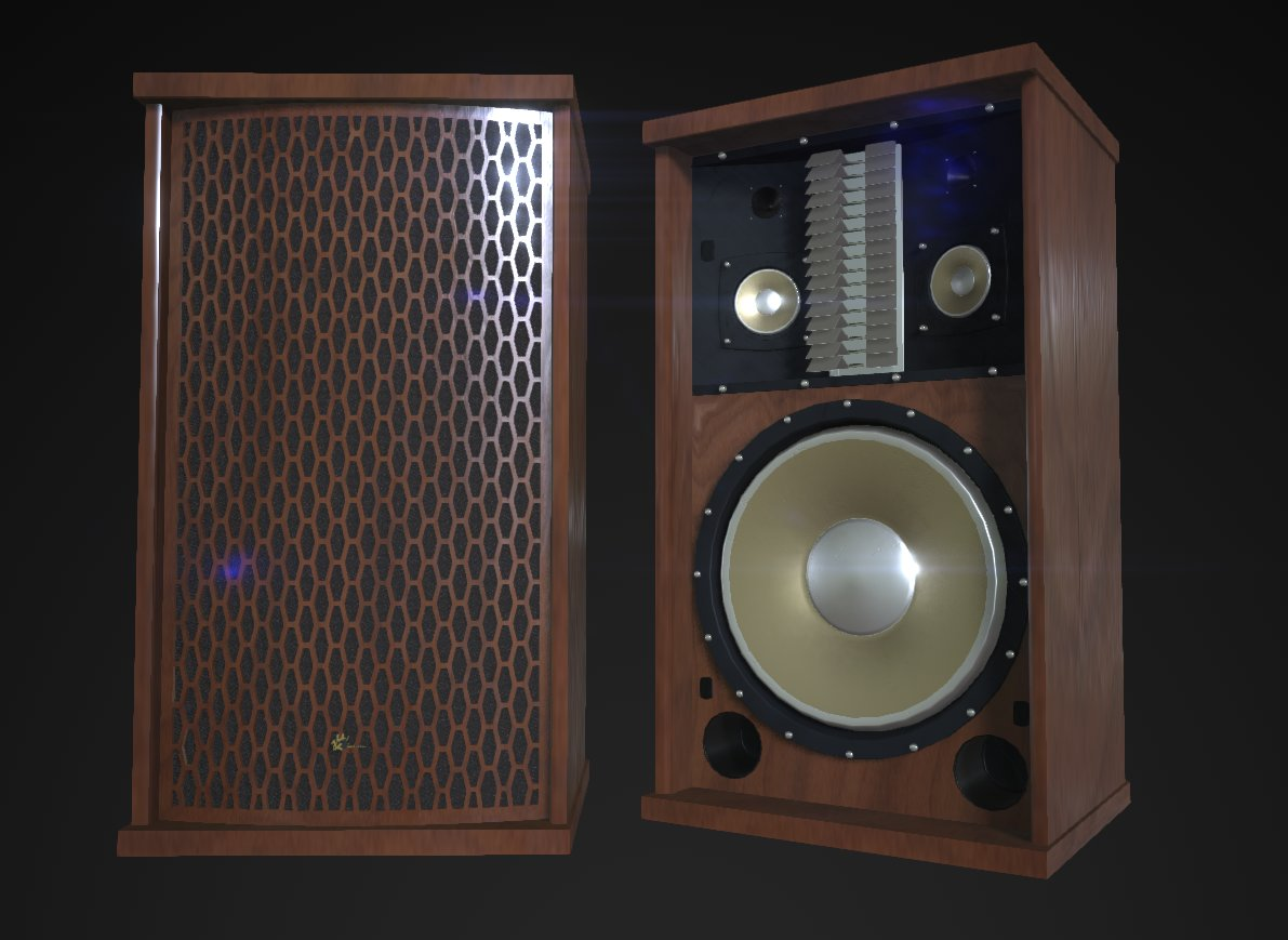 Sansui 3000 Stereo Speakers - early 70's electronics