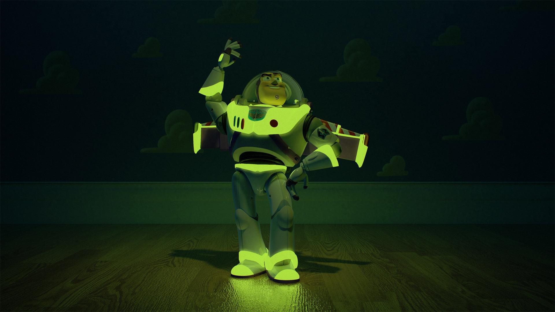Artstation Buzz Lightyear David Rencsenyi