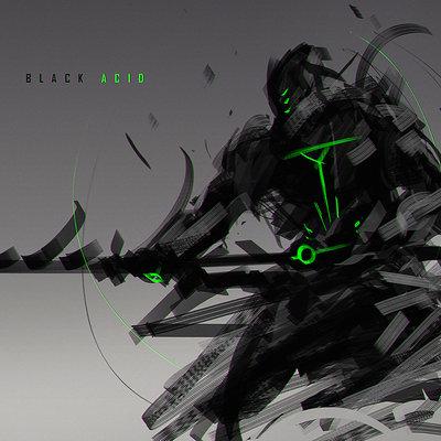 Benedick bana black acid2 lores