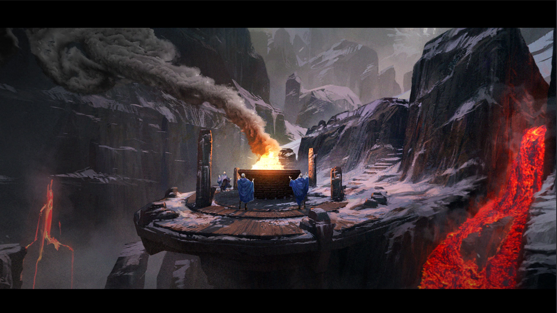 Jakub javora fireplace still javoraj