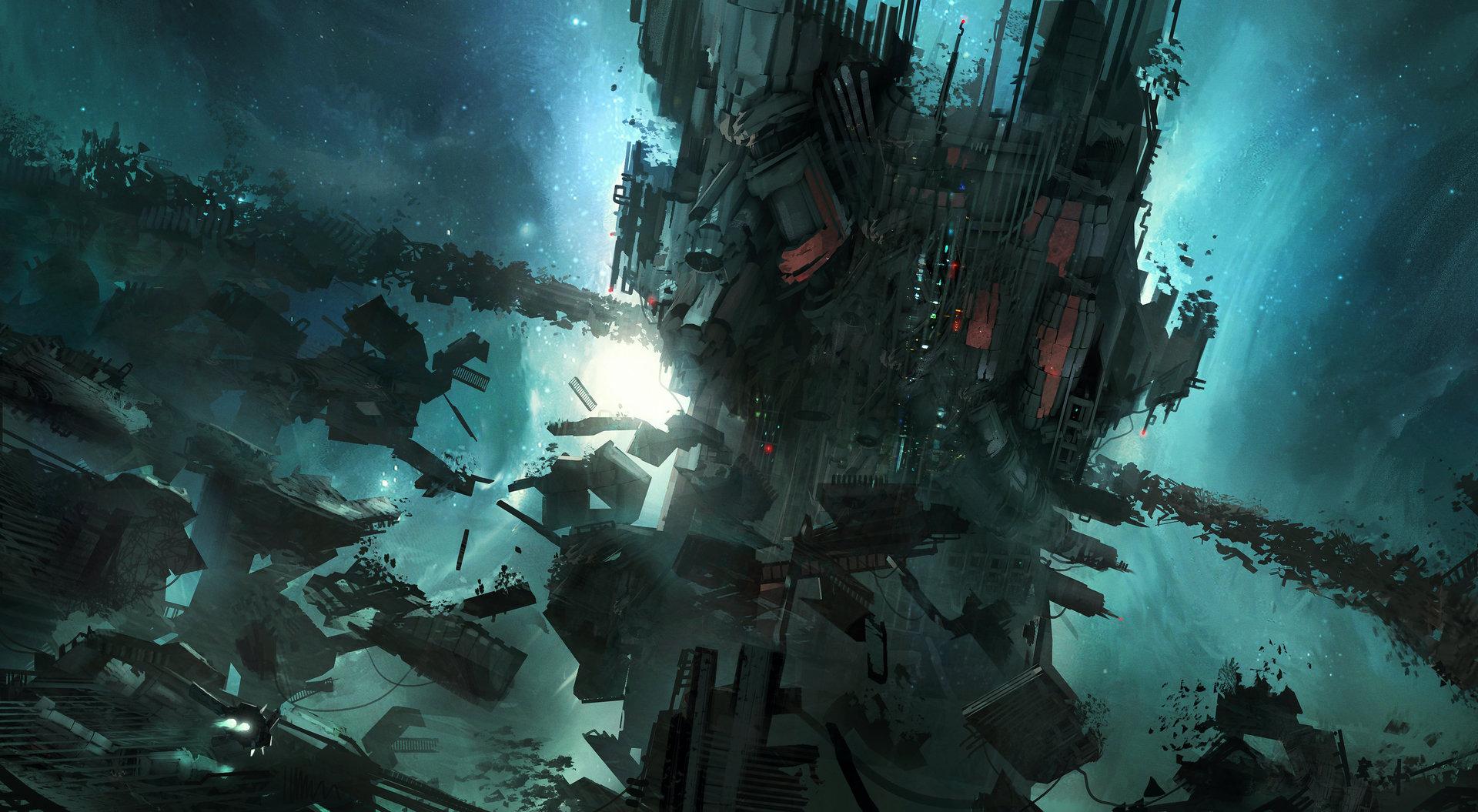 Leon tukker spacewaste2