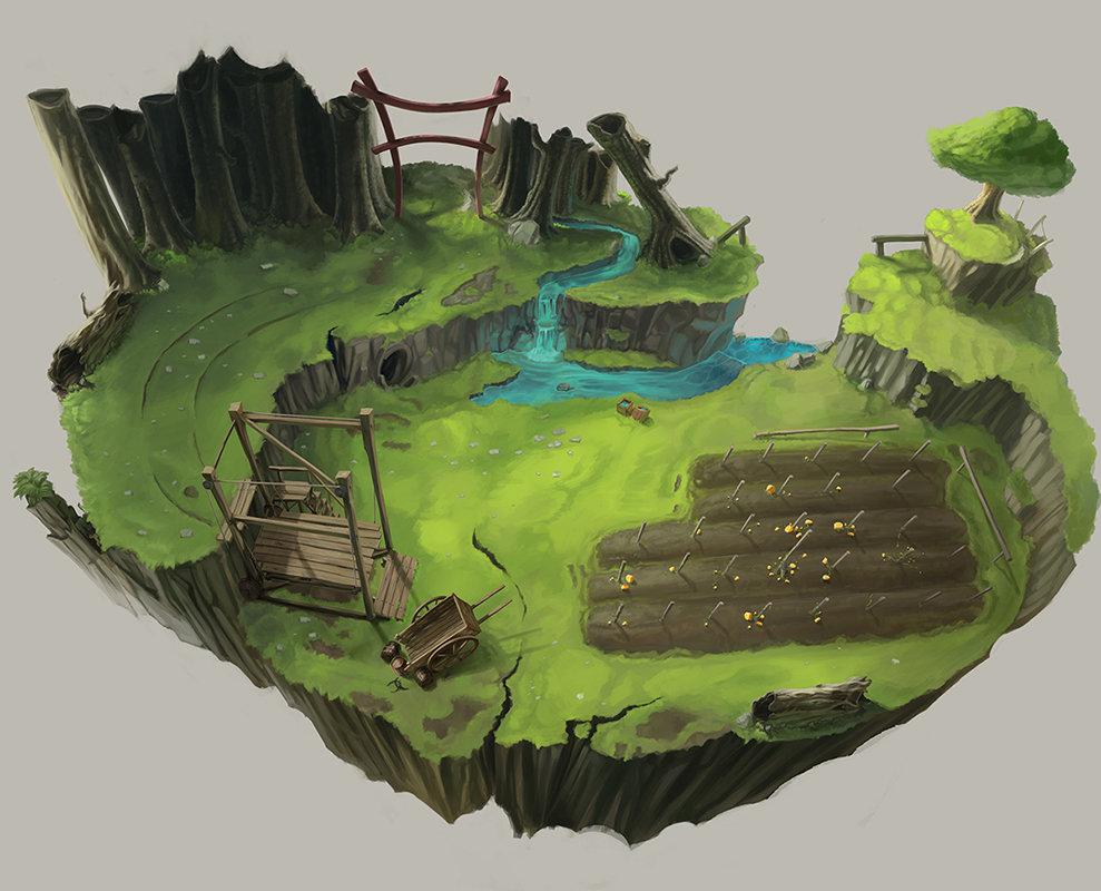 Nicolas morales ilustracion mapa 1 chico