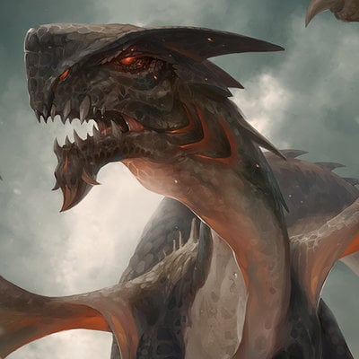 Lee kent dragon in last memories by leekent d7d9pds