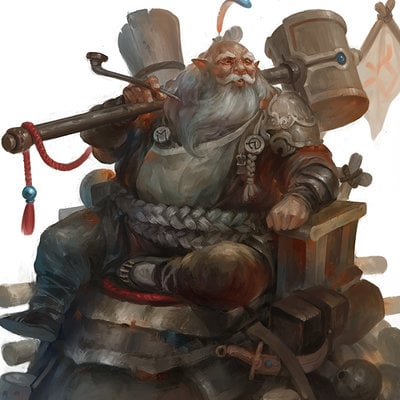 Lee kent the old merchant by leekent d7q59jq