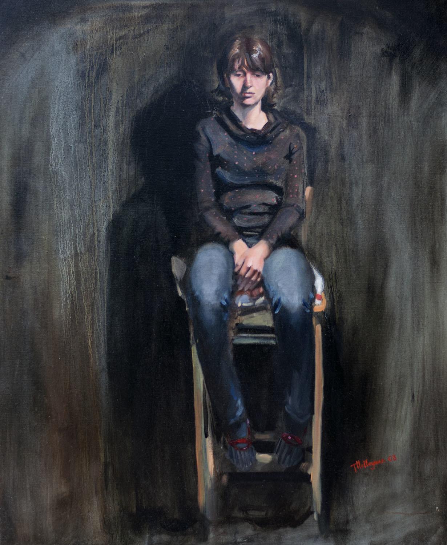Tim holleyman sitting girl