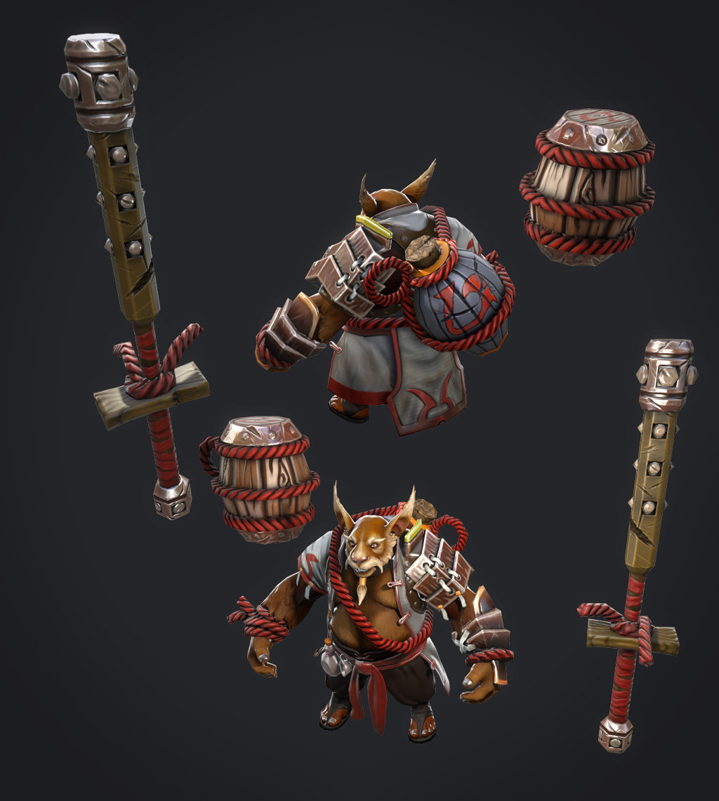 Trevor johnson brewmaster textures wip2