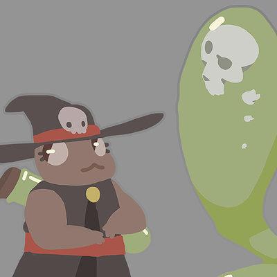 Samuel herb summoner
