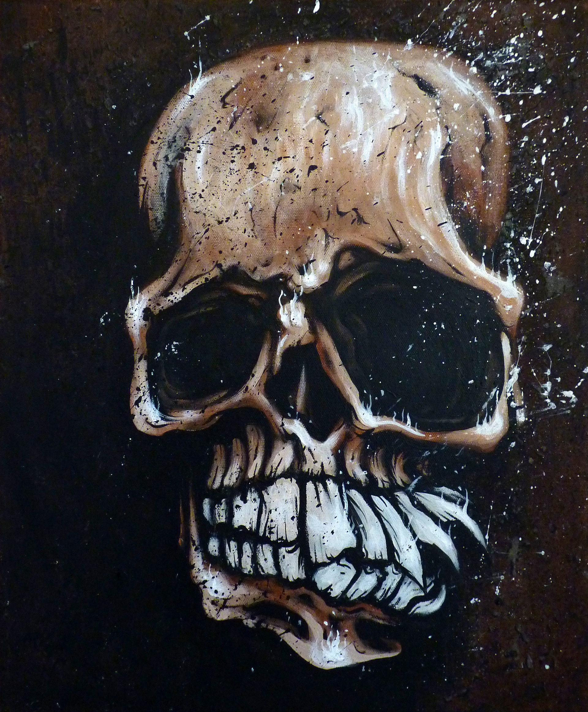 Quentin ghion crooked skull