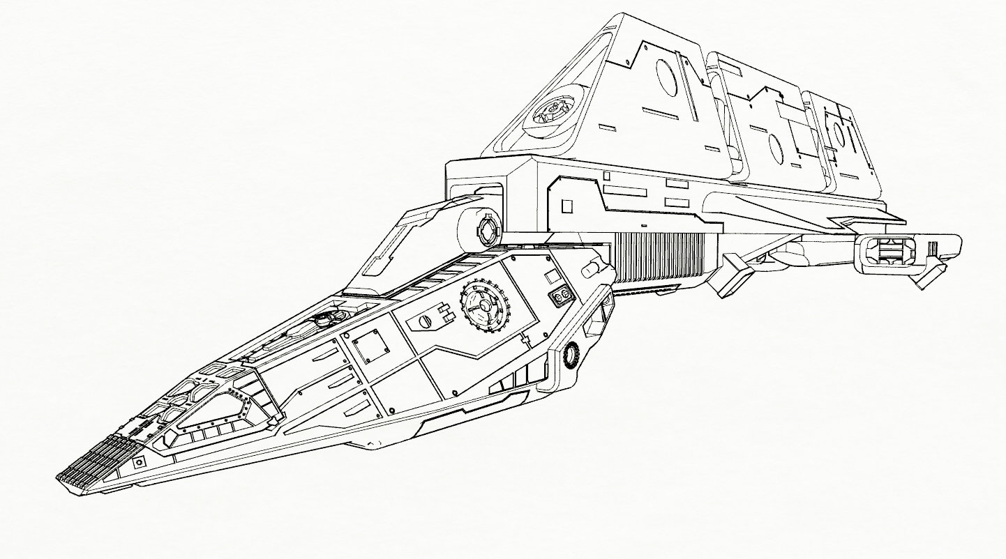 German impache cargo hub penna 1