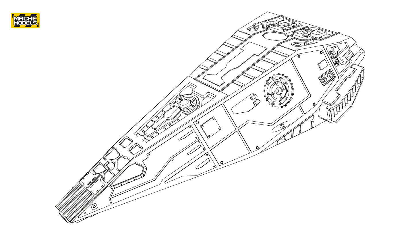 German impache shuttle penna 5