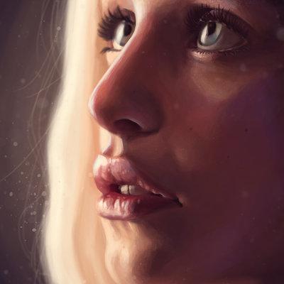 Marta g villena daenerys