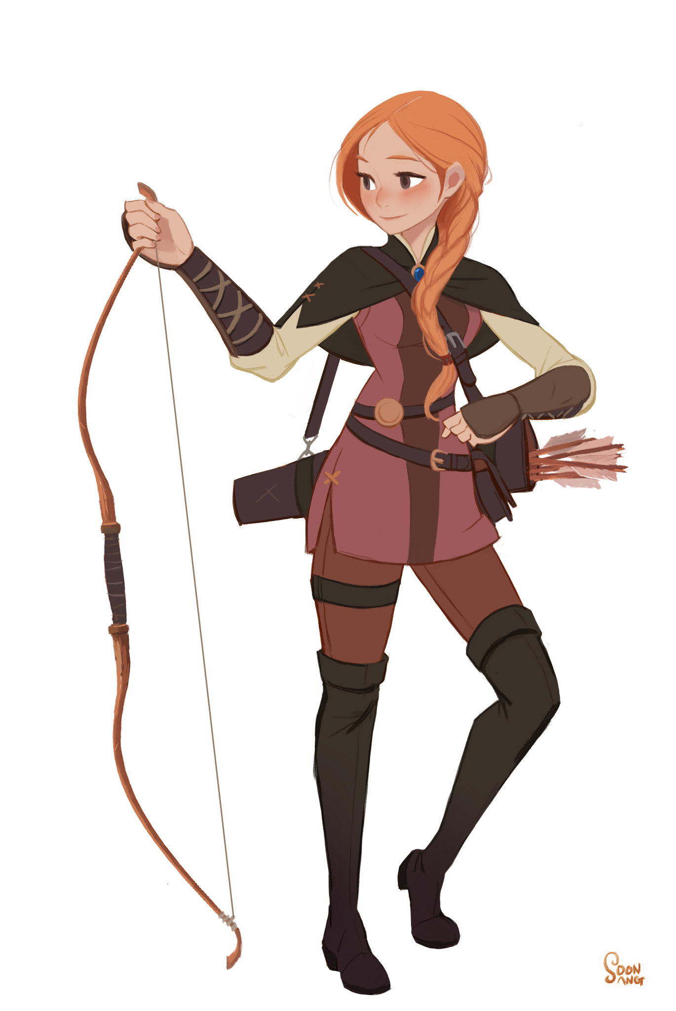 3d Animation And Character Design Fanshawe College : Artstation personal project robin hood hong