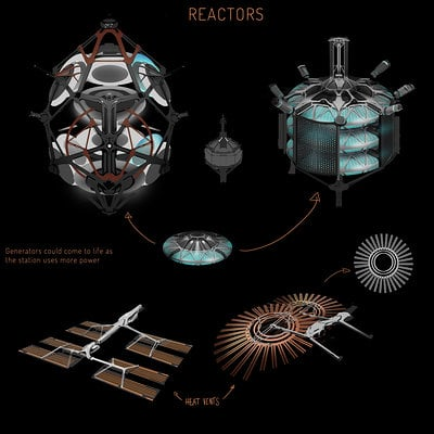 Josh atack stations ja reactor 01