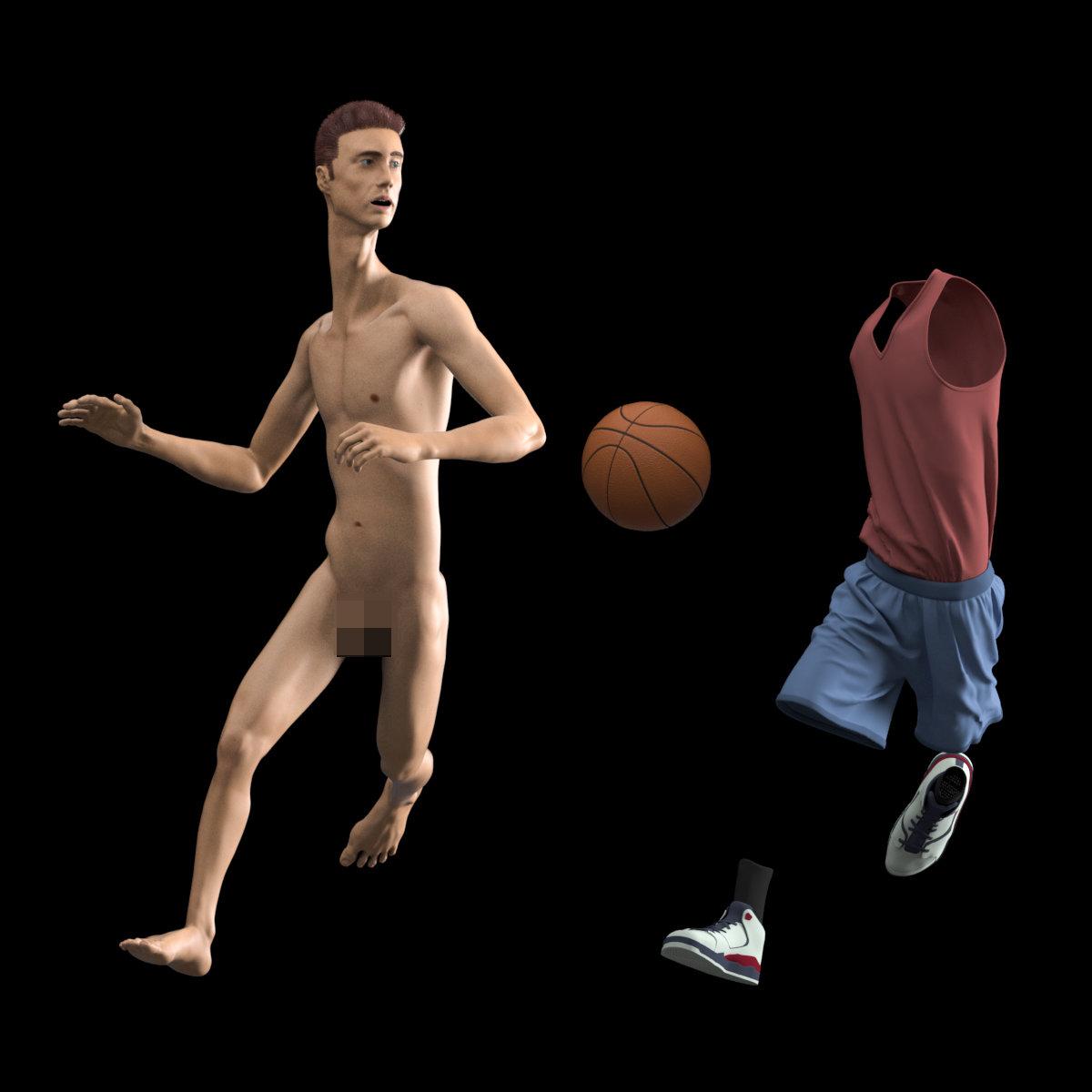 Joseph pegurier basquetteur2