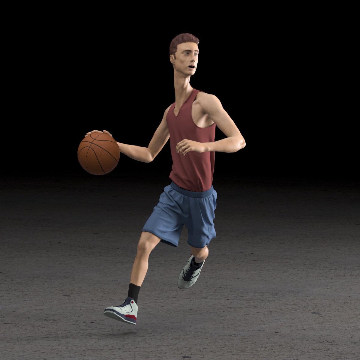 Joseph pegurier basquetteur1