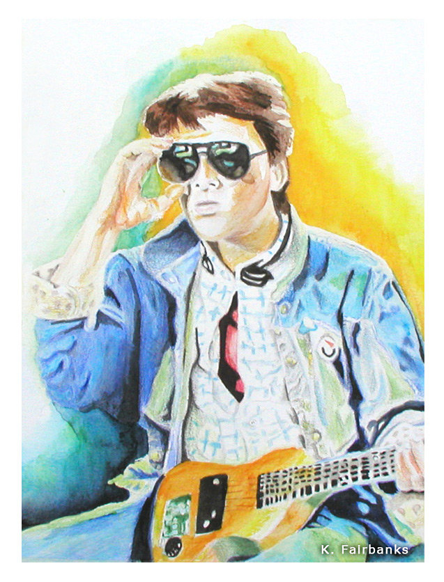 K fairbanks martymcfly by k fairbanks
