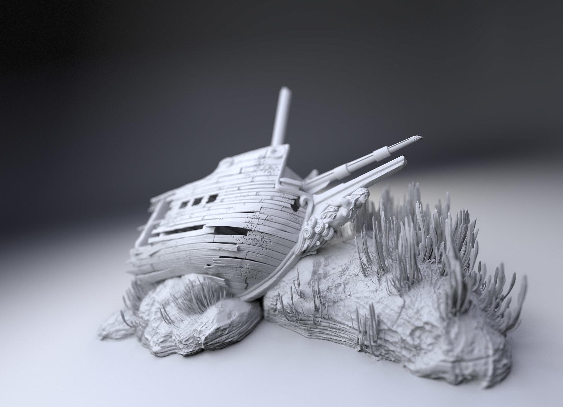 Julien duchemin shipwreck
