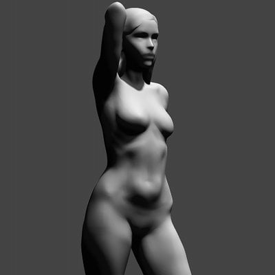Eugene fokin anatomy study by 3eof d51dono