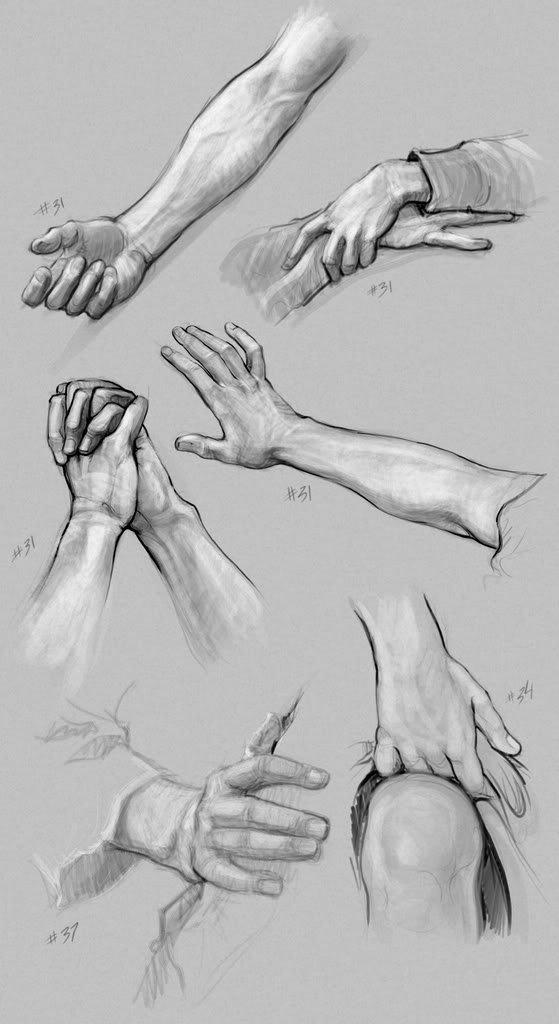 Bill melvin hands1