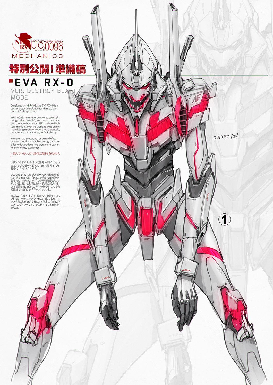 Eva RX-0