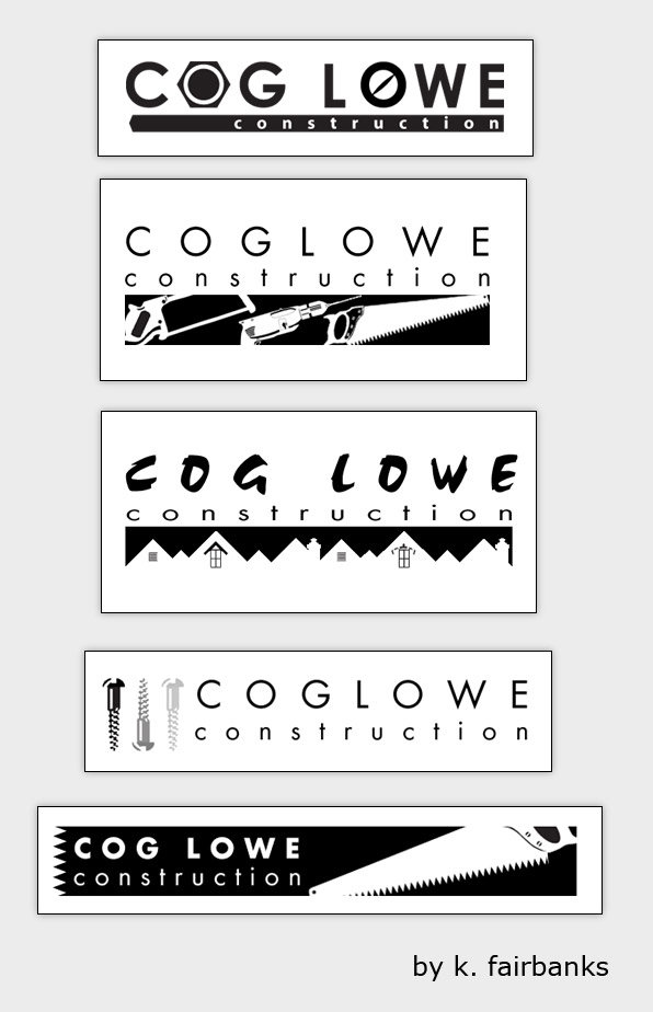 Logos created for client - Media: Illustrator