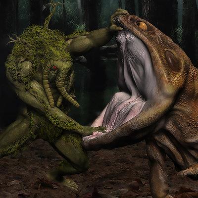 Derek pendleton swamp brawl