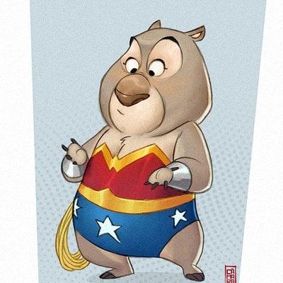 Alberto camara wonderwombat1