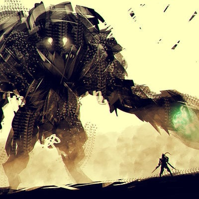 Benedick bana shadow of the colossus a