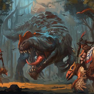 Raph lomotan ravagerhunt