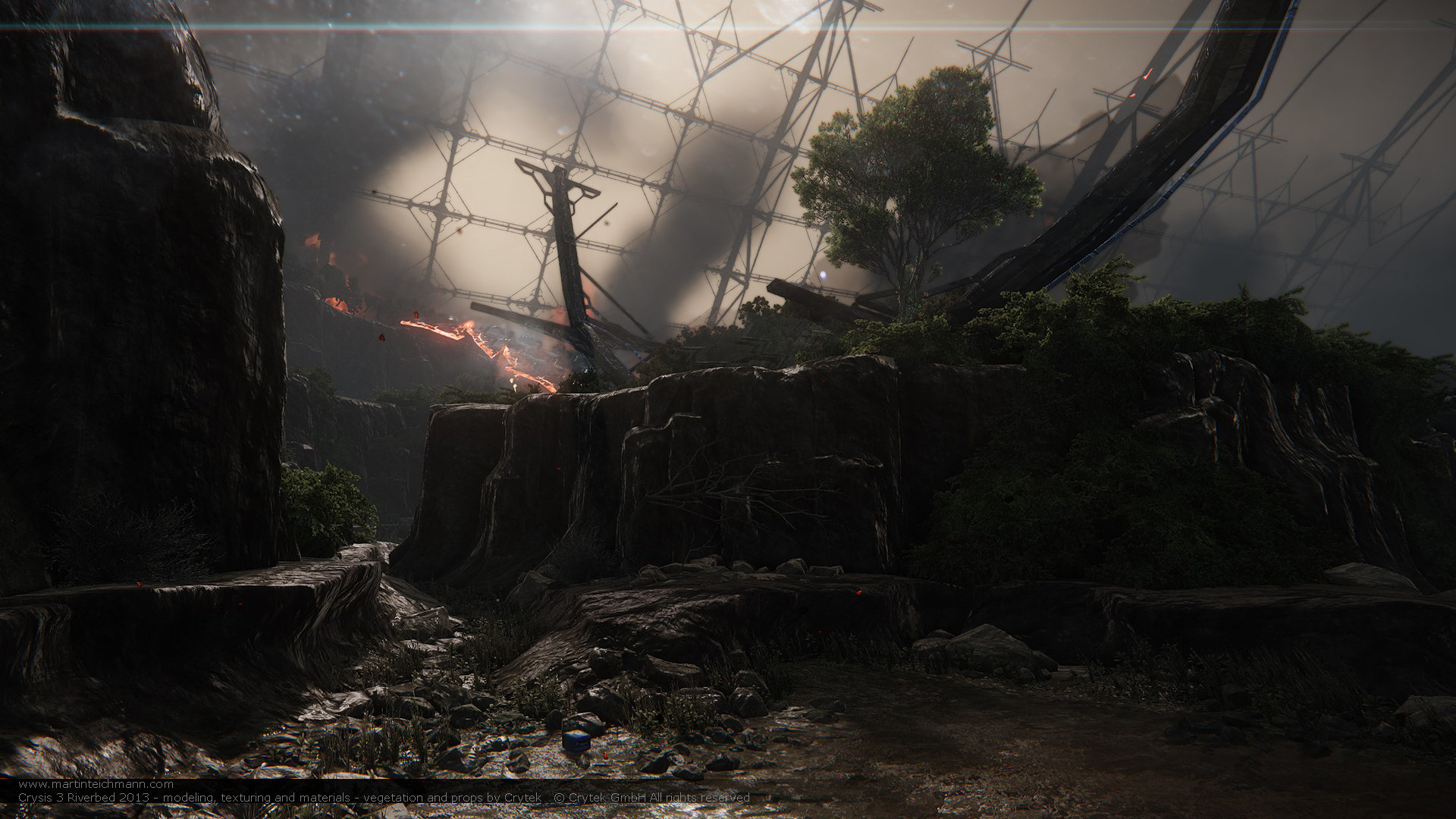 Crysis 3 Riverbed - Root of All Evil