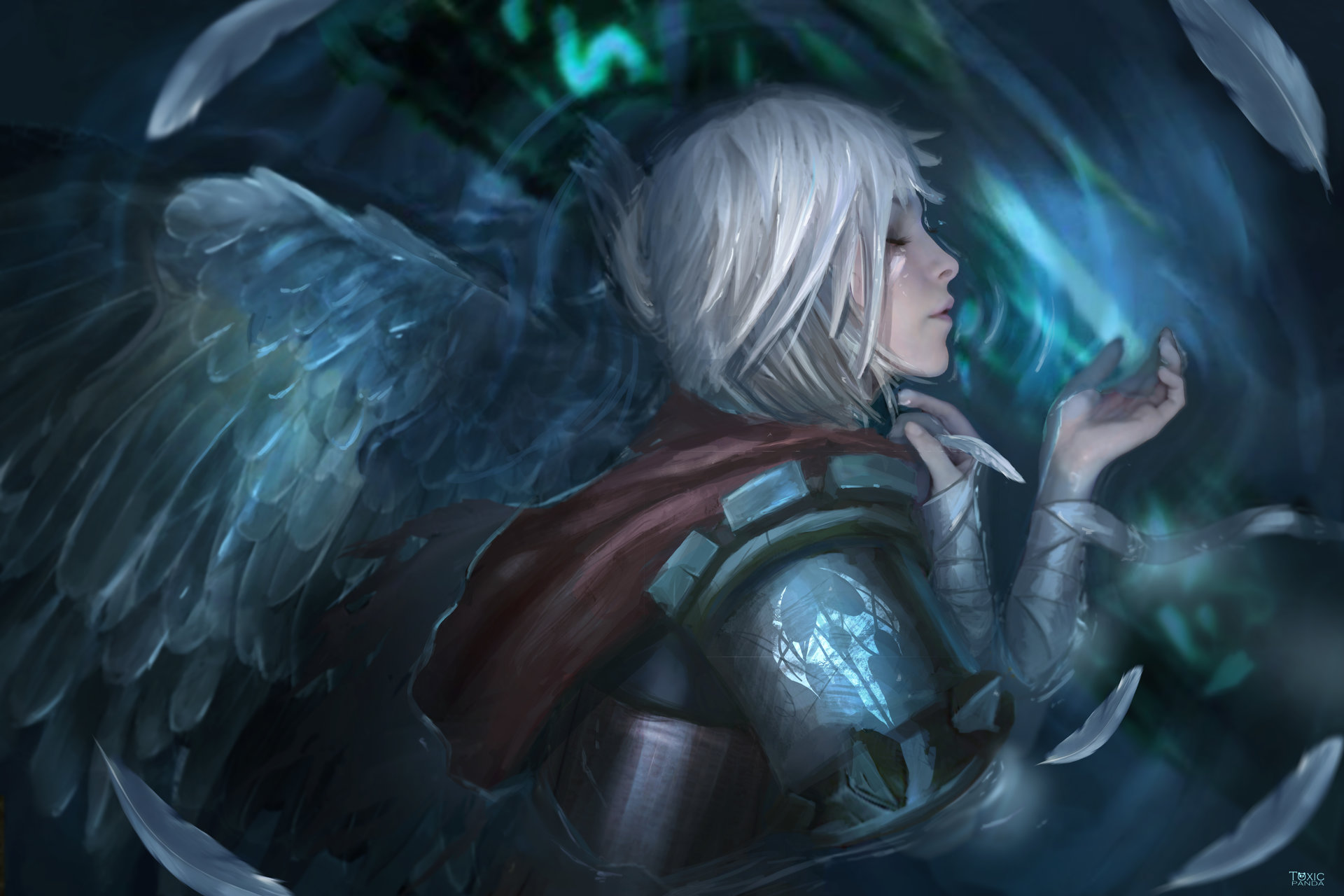 League of Legends- Riven
